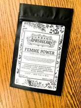 Load image into Gallery viewer, Femme Power (loose leaf tea)