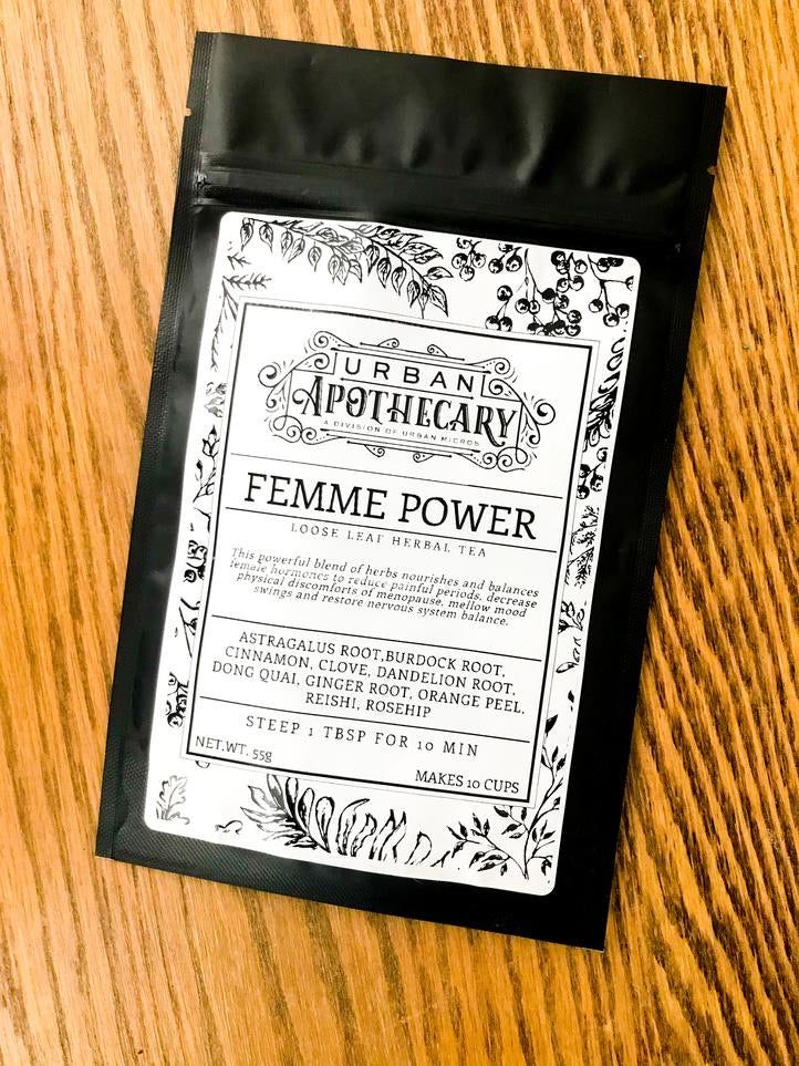 Femme Power (loose leaf tea)