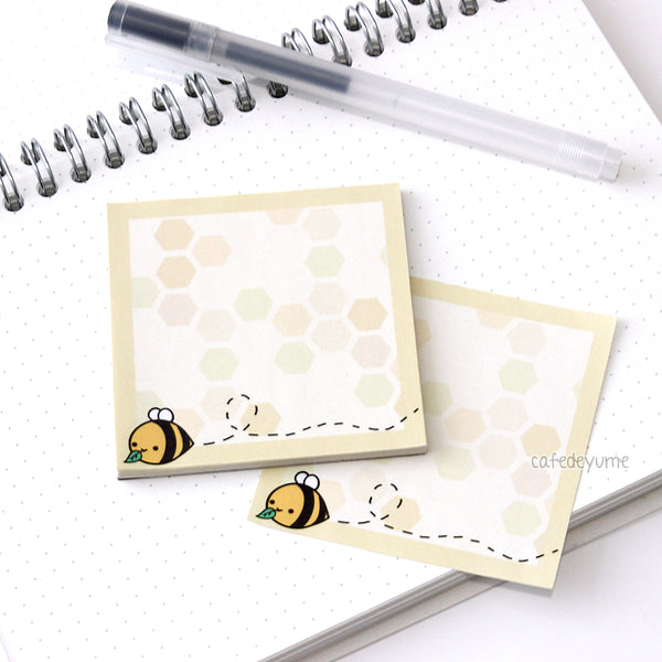 bee leaf memopad