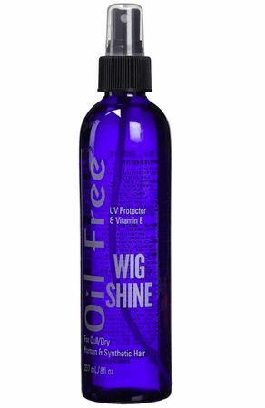 Bonfi Natural Oil Free Wig Shine 8 oz