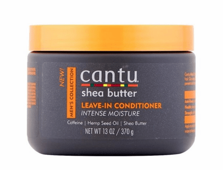 Cantu Men's Shea Butter Leave In Conditioner 13 oz