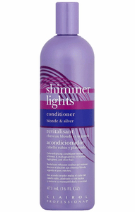 Clairol Shimmer Lights Conditioner Blonde & Silver 16 oz