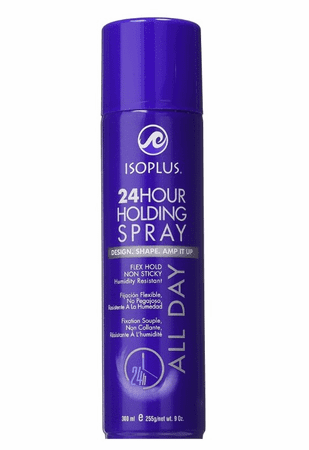 Isoplus 24 Hour Holding Spray 9 oz