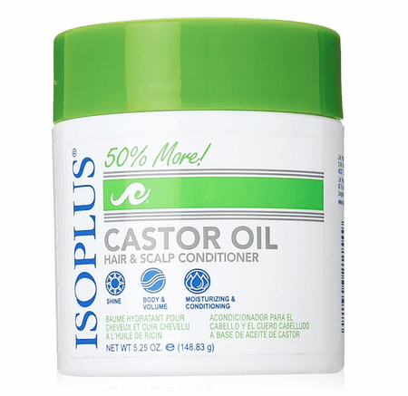 Isoplus Castor Oil Conditioner 5.25 oz