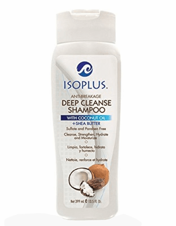 Isoplus Deep Cleanse Shampoo With Coconut Oil 13.5 oz