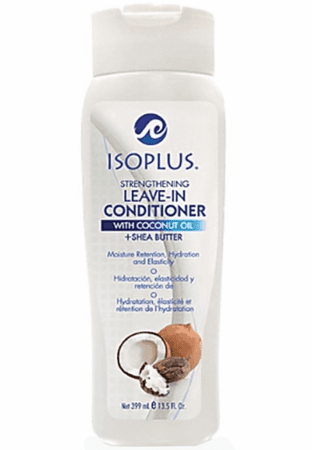 Isoplus Strengthening Leave In Conditioner With Coconut 13.5 oz