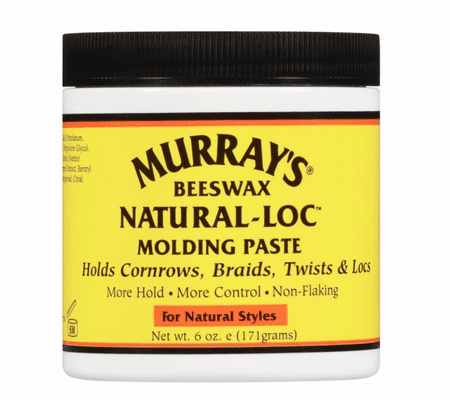 Murray's BeesWax Natural Loc Molding Paste 6 oz