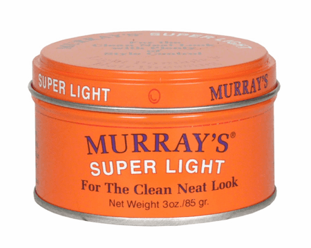 Murray's Super Light Hair Dressing Pomade 3 oz