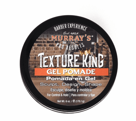Murray's Texture King Gel Pomade 6 oz