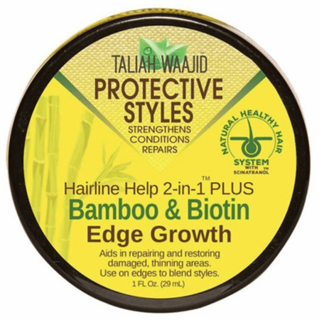 Taliah Waajid Bamboo And Biotin Edge Grow 1 oz