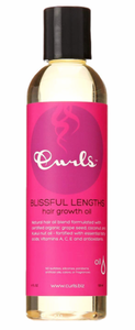 Curls Blissful Lengths Growth Stimulating Hair and Scalp Elixir 4 oz