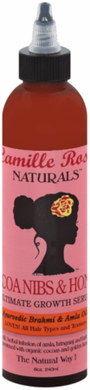 Camille Rose Cocoa Nibs & Honey Ultimate Growth Serum 8 oz