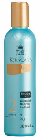 Avlon KeraCare Dry & Itchy Scalp Moisturizing Conditioner 8 oz bottle