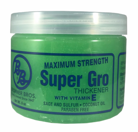 Bronner Brothers Maximum Strength Super Gro 6 oz