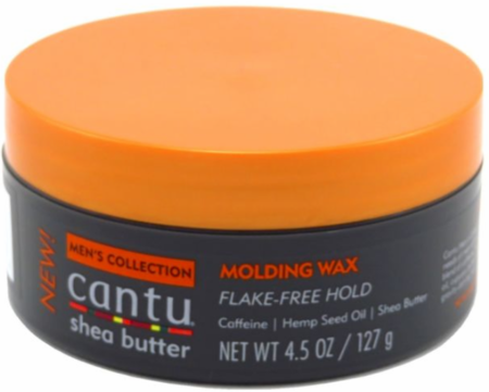 Cantu Shea Butter Men's Collection Molding Wax 4.5 oz