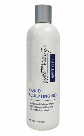 Wet N WavyWet Gel Liquid Sculpting Gel 8 oz