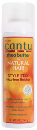 Cantu Natural Style Stay Frizz Free Finisher 5 fl oz