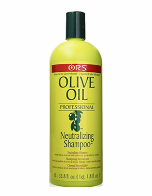 Organic Root Stimulator Olive Oil Professional Neutralizing Shampoo 33.8 oz