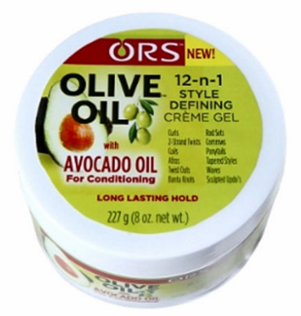 ORS Olive Oil 12 N 1 Style Defining Creme Gel 8 oz