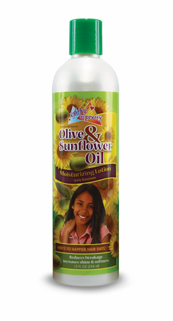 Olive & Sunflower Moisturizing Lotion 12 oz