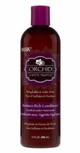 Hask Orchid & White Truffle Moisture Rich Conditioner 12 oz