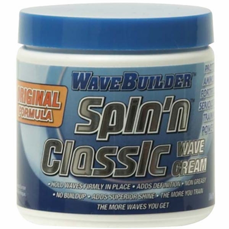 Wavebuilder Spin 'N Classic Wave Cream 8 oz