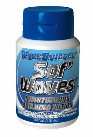 WaveBuilder Sof' Waves Moisturizing Building Lotion 7 oz