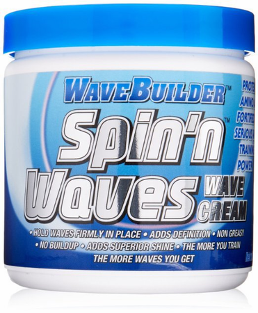 Wavebuilder Spin 'N Waves Wave Cream 8 oz
