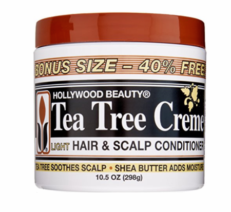 Hollywood Beauty Tea Tree Creme 10.5 oz