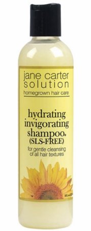 Jane Carter Hydrating Invigorating Shampoo SLS Free 8 oz