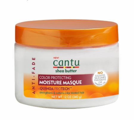 Cantu Anti Fade Color Protection Moisture Masque 13.5 oz