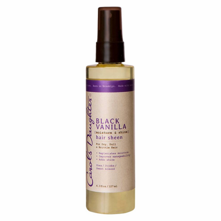 Carol's Daughter Black Vanilla Hair Sheen 4.3 oz