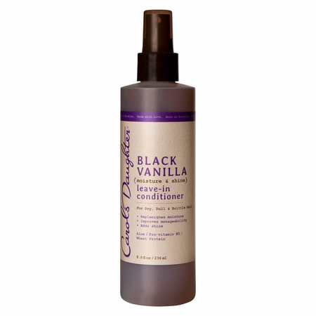 Carol's Daughter Black Vanilla Leave In Conditioner 8 oz