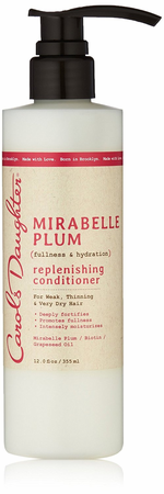 Carol's Daughter Mirabelle Plum Replenishing Conditioner 12 oz