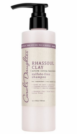 Carol's Daughter Rhassoul Clay Sulfate Free Shampoo 12 oz