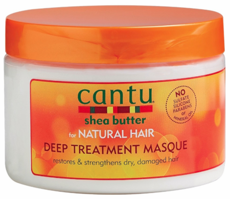 Cantu Shea Butter Natural Hair Deep Treatment Masque