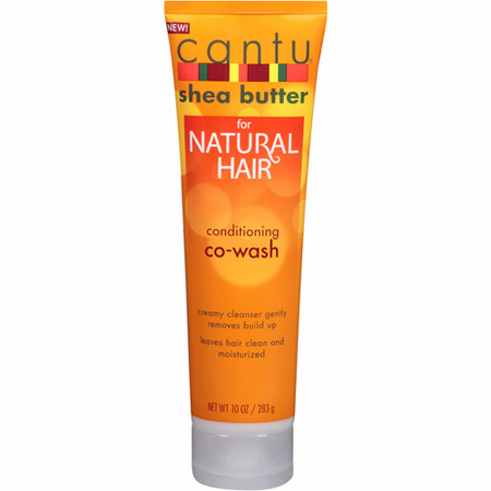 Cantu Shea Butter for Natural Hair Conditioning Co Wash 10 oz