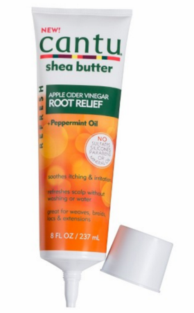 Cantu Shea Butter Apple Cider Vinegar Root Relief 8 oz