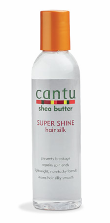 Cantu Shea Butter Super Shine Hair Silk 6 oz