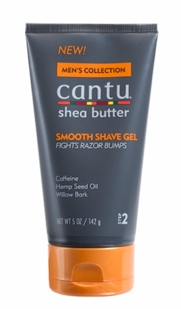 Cantu Men's Shea Butter Smooth Shave Gel 5 oz