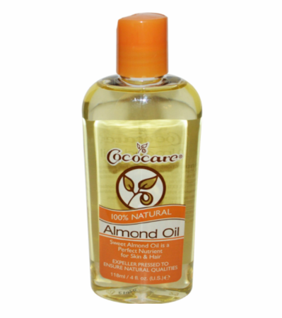Cococare Natural Almond Oil 4 oz