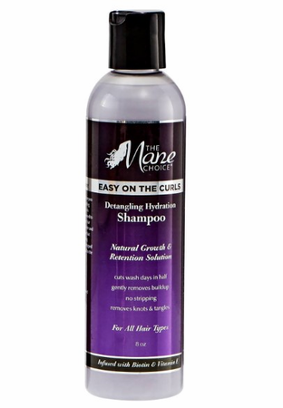 The Mane Choice Detangling Hydration Shampoo 8 oz