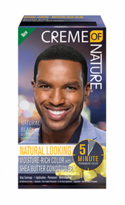 Creme of NATURE Moisture Rich Color for Men