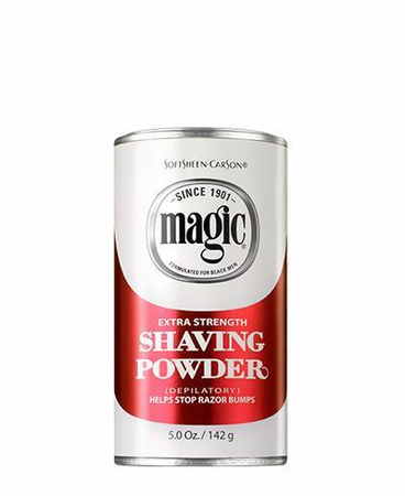 Magic Shaving Powder Extra Strength 5 oz