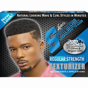 Luster's S Curl Texturizer Regular Strength 2 Application Kit