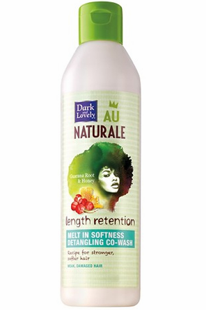 Dark and Lovely Au Naturale Length Retention Co Wash 13.5 oz