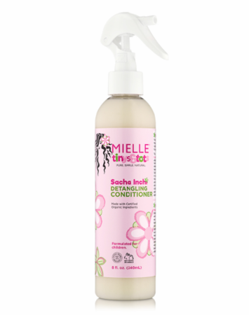 MielleOrganics Tinys and Tots Detangling Conditioner 8 oz