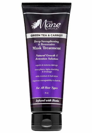 The Mane Choice Restorative Mask Treatment 8 oz