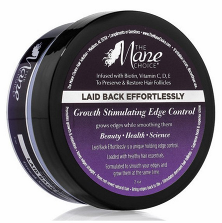 The Mane Choice Growth Stimulating Edge Control 2 oz