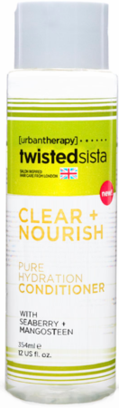 Twisted Sista Clear + Nourish Pure Hydration Conditioner 12 oz